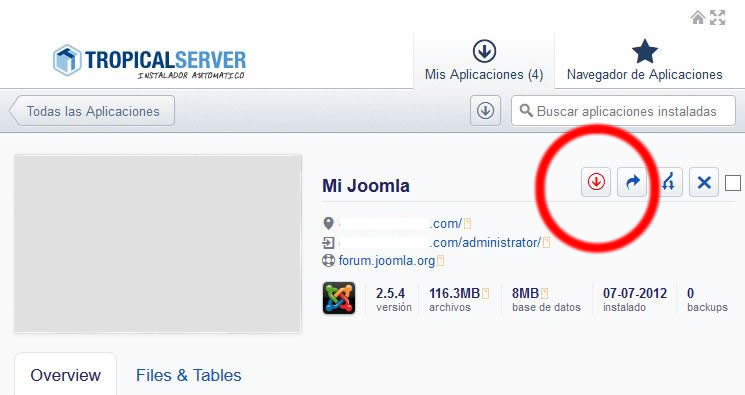 Icono Aplicaciones Web